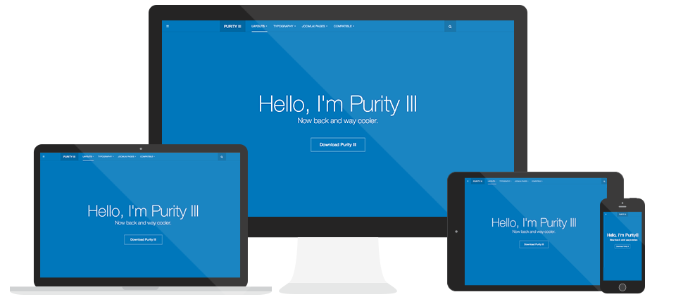 Customize Icon & Color of Site Name in Purity III Template
